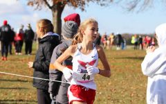 Girls Cross Country Finishes Their Season in 9th Place at State