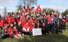 Girls Varsity Cross Country Finishes Top Ten at State Meet