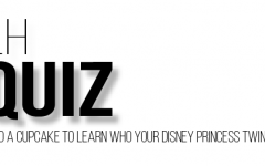 LH BUZZ:  Cupcake Disney Princess Quiz