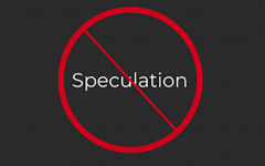 Speculation Is Pointless