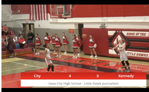 LH Livestream:  #1 City High vs. Kennedy