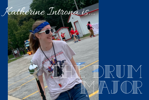 Drum Majors and Minor Changes