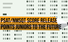 PSAT/NMSQT Score Release Points Juniors to the Future