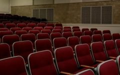 Opstad Auditorium's seats will remain empty this fall due to COVID-19.