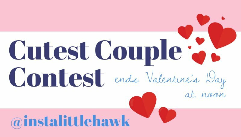 Welp, Hernandez, and Bullwinkles Lead the Cutest Couple Contest