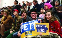 Teens Question First Iowa Caucus and Democratic Candidates