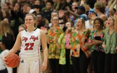 City High Girl's Basketball Defeats #2 Dowling Catholic and Rival West High