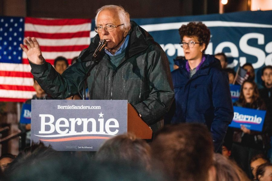 Bernie+Sanders+leads+in+the+New+Hampshire+primaries%2C+followed+by+Pete+Buttigieg%2C+Amy+Klobuchar%2C+Elizabeth+Warren+and+Joe+Biden