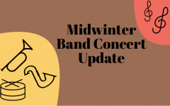Midwinter Band Concert Update