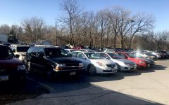 New Parking Sticker System in Upper Lot Faces Challenges