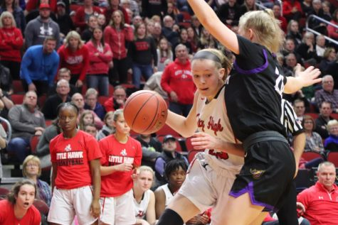 City Falls to Johnston During the Semifinals of the State Tournament