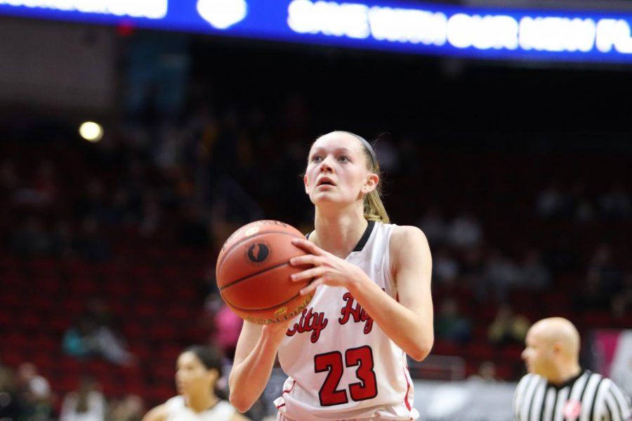 Girls Basketball State Semi-Finals Highlight Video
