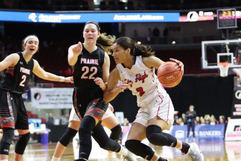 Girls Basketball State Quarterfinals Highlight Video