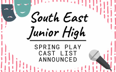 South East Spring Play Cast List Announced