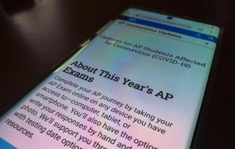 AP students can find more information about exam changes on the College Board website.