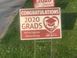 Graduation plans remain up in the air as COVID-19 cancels many events