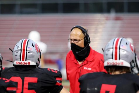Head Football Coach Dan Sabers is Retiring After 40 Years