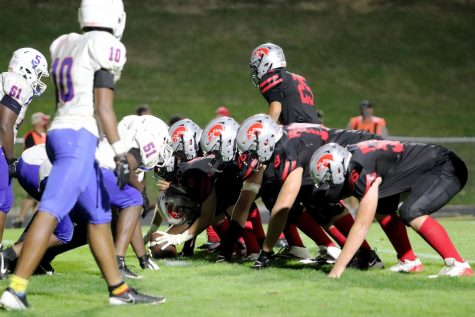 The Varsity Football team opened their season with a 35-14 win over the Blue Devils.