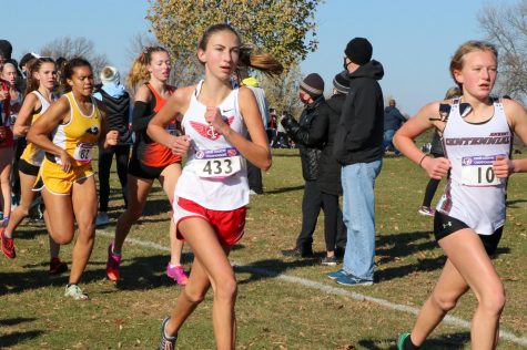 City High Cross Country Competes at State