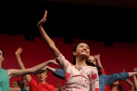 Show Choir Faces Challenges Amid Pandemic