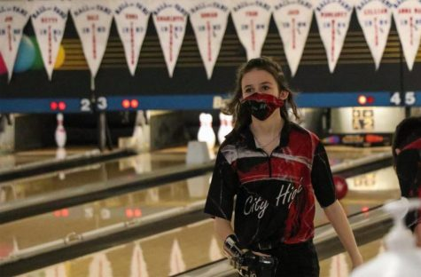 Girls Bowling Qualifies for State, Making City High History