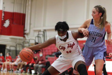 Girls Basketball Defeats CR Jefferson 69-28 on Senior Night