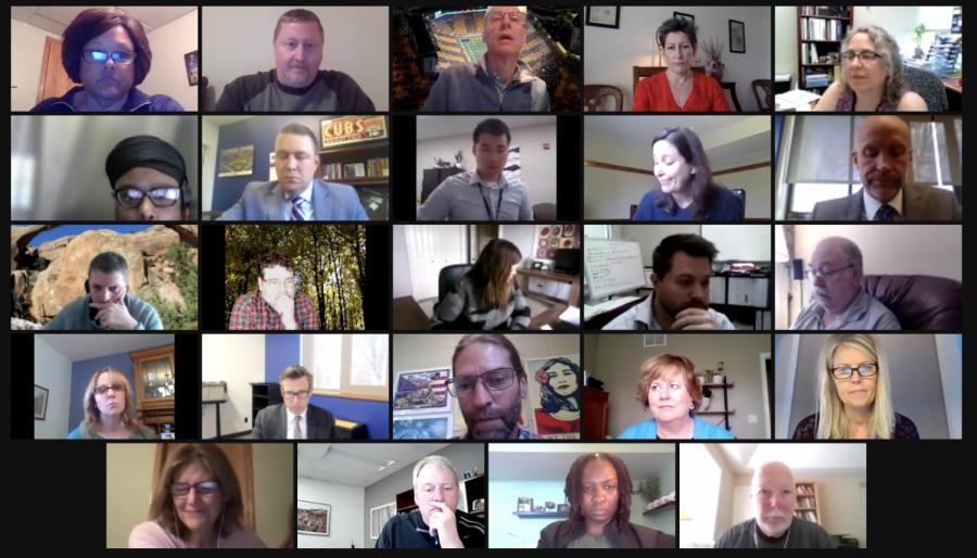 ICCSD+and+community+members+discuss+altering+the+current+quarantine+procedures.