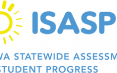The ISASP are the Iowa standardized tests.