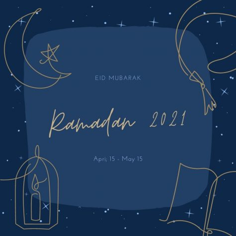 """Ramadan 2021"" Graphic"