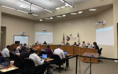 ICCSD board members voted unanimously in support of a mask mandate.