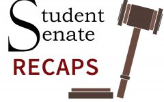Student Senate Plans Homecoming with 'Powerade' Tailgate before Powderpuff Game