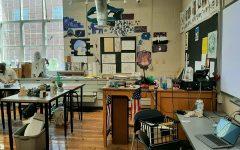 City High Welcomes a New Art Teacher