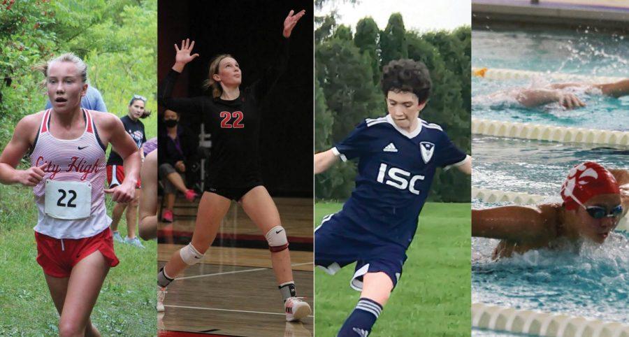 Freshmen to Watch:  Ani Wedemeyer, Emmy McComas, Jonah Bowen-Burt and Grace Hoeper
