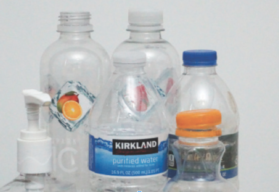 Single use plastic bottles, such as the ones that are found in school cafeterias, are one of the factors contributing to increased plastic waste.